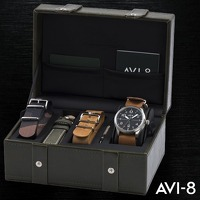 Bekijk de deal van Watch2day.nl: AVI-8 Flyboy Gift Sets