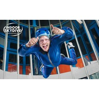 Bekijk de deal van Social Deal: 2 of 3 sessies indoor skydiving