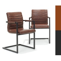 Bekijk de deal van Groupdeal: Industriele Swinger Chairs