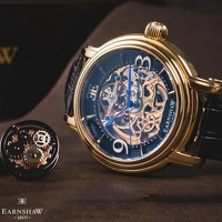 Bekijk de deal van Watch2day.nl: Thomas Earnshaw Longcase Automatic Gift Set