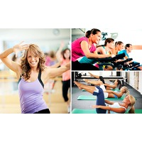 Bekijk de deal van Social Deal: 8 lessen Dance Fitness of Powertraningen (55 min)