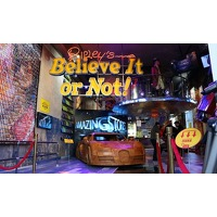 Bekijk de deal van Groupon: Entree Ripley's Believe It or Not