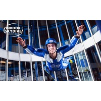 Bekijk de deal van Social Deal: 2, 3 of 5 sessies indoor skydiving