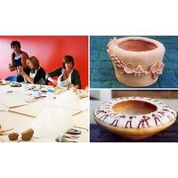 Bekijk de deal van Social Deal: Workshop potterie, keramiek of boetseren