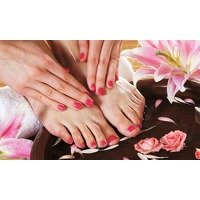 Bekijk de deal van Social Deal: Gellak + mini-manicure en/of -pedicurebehandeling