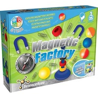Bekijk de deal van Alternate.nl: Science4you Magnetic Factory