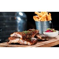 Bekijk de deal van Social Deal: All-You-Can-Eat spareribs