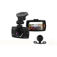 Bekijk de deal van Groupon: Apachie Dual Full HD dashcam