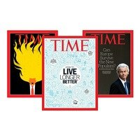 Bekijk de deal van Groupon: TIME Magazine Europe