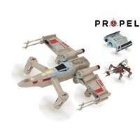 Bekijk de deal van iBOOD.be: Propel Star Wars Battle Drone Collector's Box