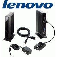 Bekijk de aanbieding van Uitbieden.nl: Lenovo Enhanced Port Replicator laptop docking station