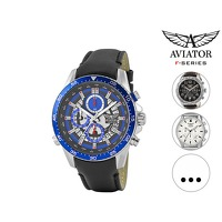 Bekijk de deal van iBOOD Sports & Fashion: Aviator F-Series herenhorloge