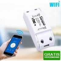 Bekijk de deal van Dennisdeal.com: Smart Home WiFi switch