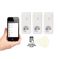 Bekijk de deal van DealDonkey.com 3: MR Safe Smart Living