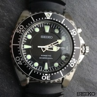 Bekijk de deal van Watch2Day.nl 2: Seiko Prospex Kinetic Divers