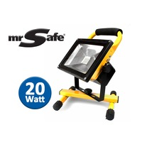 Bekijk de deal van DealDonkey.com 3: Mr. Safe LED Battery Floodlight