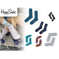 Bekijk de deal van DealDonkey.com 4: 6-pack Happy Socks
