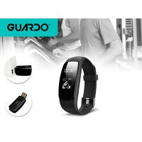Bekijk de aanbieding van DealDonkey.com 2: Guardo Fit Coach HR Multi activity tracker