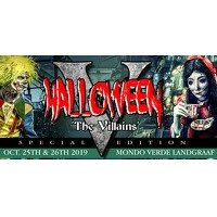 Bekijk de deal van Wowdeal: Halloween The Villains V in Mondo Verde