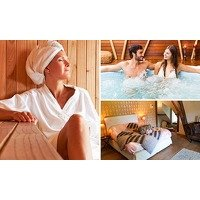 Bekijk de deal van Social Deal: Relax- of wellnessovernachting in Hansbeke