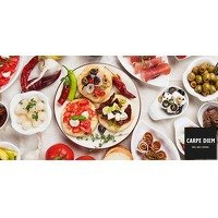 Bekijk de deal van Wowdeal: All-you-can-eat Tapas en Mezes bij Carpe Diem in echt