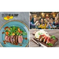 Bekijk de deal van Social Deal: All-You-Can-Eat + dessert bij Bistro De Klomp