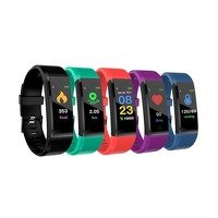 Bekijk de deal van Groupon: Smartwatch met activity tracker
