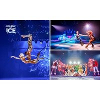 Bekijk de deal van Social Deal: Ticket voor Holiday on Ice - SUPERNOVA