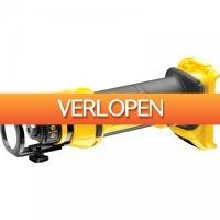 Gereedschapcentrum.nl: Dewalt DCS551N 18V Li-Ion accu rechte slijper body