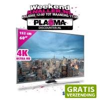 Plasma-Discounter.nl: Samsung UE60JU6870U 60 inch smart TV