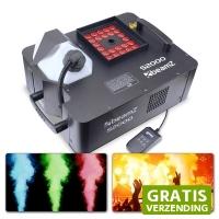 MaxiAxi.com: Beamz S2000 rookmachine