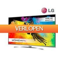 iBOOD.com: LG 49 inch UHD HDR Smart TV