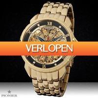 Watch2day.nl: Pionier London Diamonds Automatics