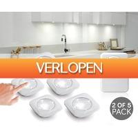 Voordeelvanger.nl 2: Multipack draadloze LED-spots