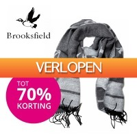 Goeiemode vrouw: Brooksfield sjaals