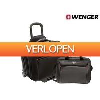 iBOOD.com: Wenger 2-delige reisset