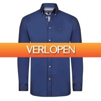 Brandeal.nl Casual: Tommy Hilfiger slimfit overhemd