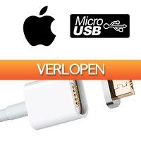 Uitbieden.nl: Quick Release Magnetische Micro USB en Lightning oplaadkabel