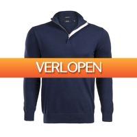 Brandeal.nl Classic: Hugo Boss Sweater met rits