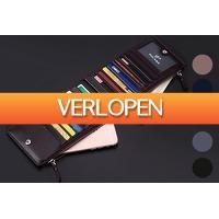 VoucherVandaag.nl: Multifunctionele portemonnee