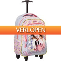 Coolblue.nl: Samsonite Violetta Music Backpack with Wheels
