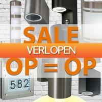 CheckDieDeal.nl: Buitenverlichting SALE