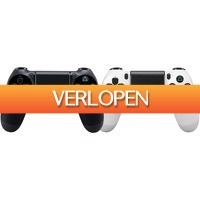 Groupon 1: Draadloze Sony PS4-controller