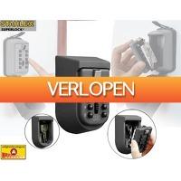 ClickToBuy.nl: Stahlex sleutelkluis met cijferslot