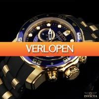Watch2day.nl: Invicta Pro Diver XL Chronograph 6983