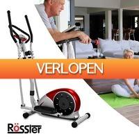 Koopjedeal.nl Elektronica: Rossler Crosstrainer met 8 weerstandsniveaus