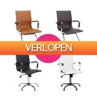 Koopjedeal.nl Home & Living: Designer Conference Eetkamer- / Bureaustoelen