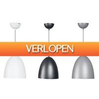 Koopjedeal.nl Home & Living: Industriele Designer Hanglampen met Poedercoating