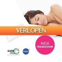 Koopjedeal.nl Home & Living: Traagschuim (Memory Foam) kussen van SleepMed