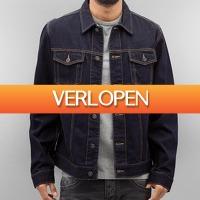 Defshop: Dickies Tampa Jeans Jacket Rinsed